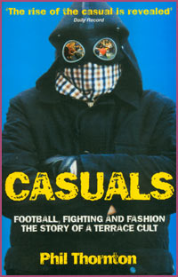 Casuals front cover